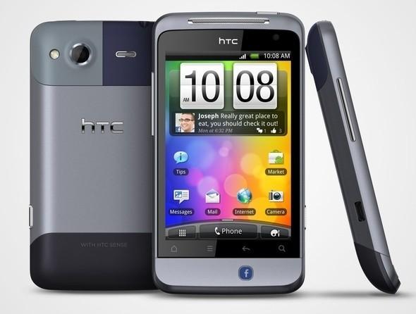 HTC Salsa. Изображение № 10.