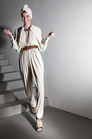 Изображение 33. Лукбуки Resort 2012: Givenchy, Lanvin.. Изображение № 33.