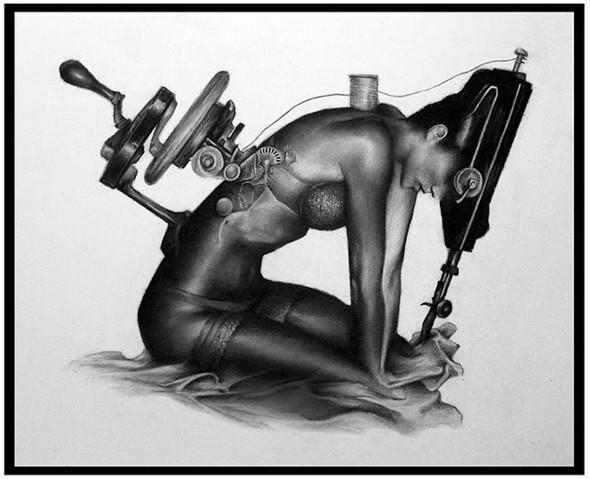 Женственный машинариум Джефри Ритчера. Изображение № 29.