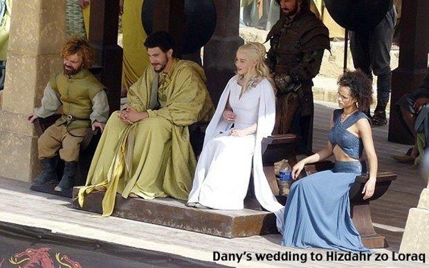 В сеть утекло видео со съёмок пятого сезона «Игры престолов». Изображение № 1.