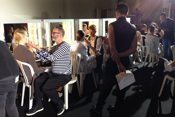 Дневник модели: Показы недели моды Haute Couture. Изображение № 14.