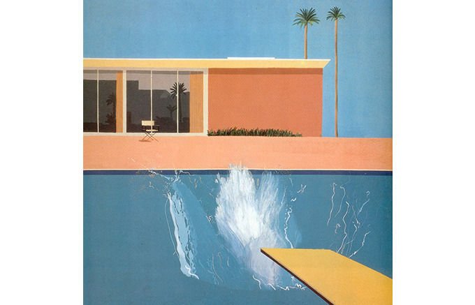 David Hockney, A Bigger Splash, 1967. Изображение № 46.
