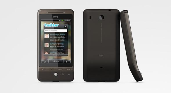 Этот пост я опубликовал с телефона HTC Hero. Изображение № 14.