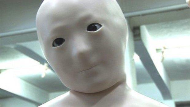 Робот Telenoid R1, разработанный в Университете Осаки. Изображение № 10.