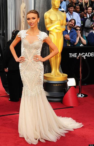 «Оскар»-2012: Красная дорожка. Изображение № 2.