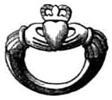 Кольца влюбленных — кладдахские кольца из Ирландии. Изображение № 3.