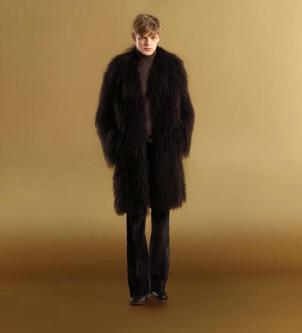 Лукбук: Gucci Fall 2011 Menswear. Изображение № 11.
