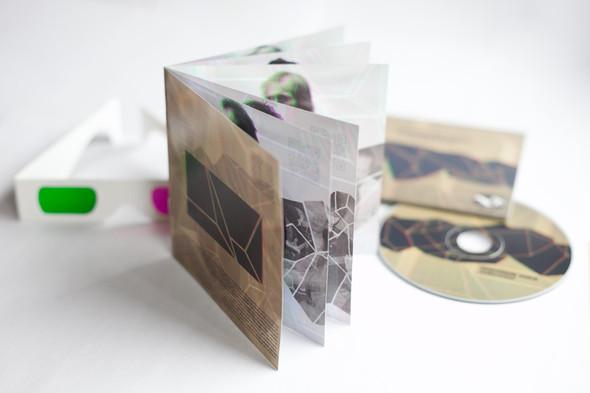 Стерео дизайн CD группы DIVERSION VOICE. Изображение № 3.