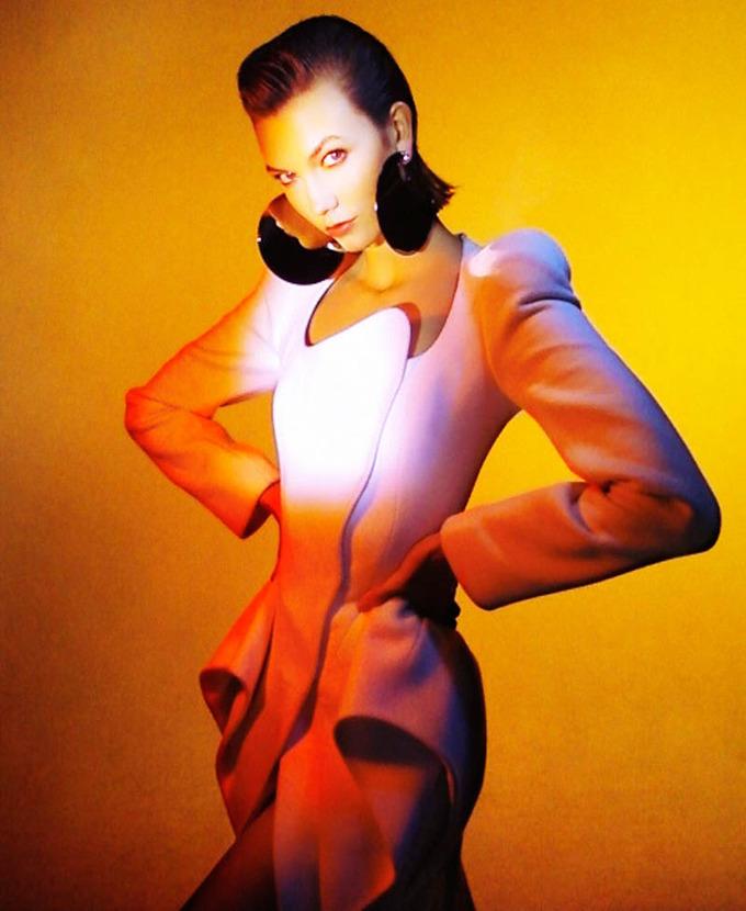Numero, Vogue и другие журналы опубликовали новые съемки. Изображение № 36.