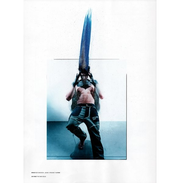 Мужские съемки: VMAN, Dazed & Confused и другие. Изображение № 53.