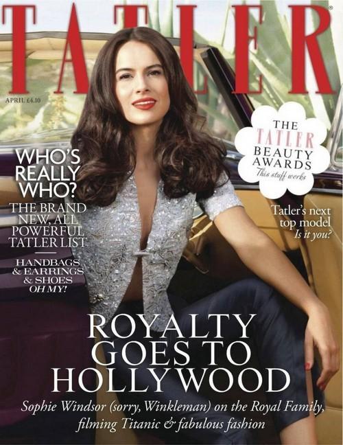Обложки за апрель: Vogue, Harper's Bazaar, Numéro и др. Изображение № 8.