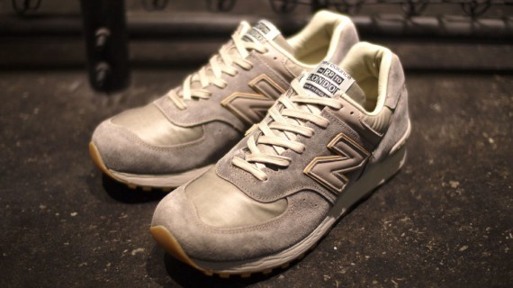 New Balance M576 The Road to London Pack. Изображение № 4.