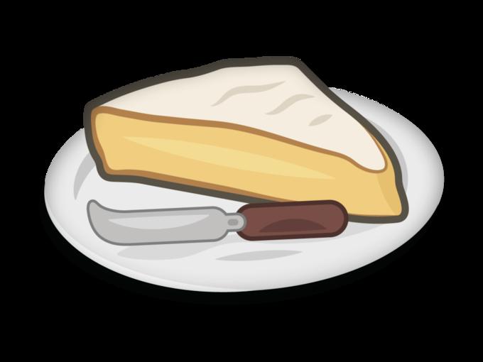 Тарелка с сыром. Изображение № 7.