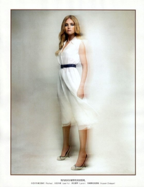 Vogue May 2010 ( Paris, US, China). Изображение № 14.