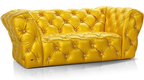 Желтая роскошь. Изображение № 3.