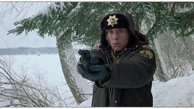 Фрэнсис Макдорманд в «Фарго». Изображение № 2.