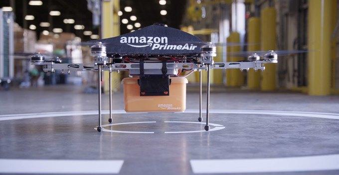 Amazon будет доставлять посылки с помощью дронов. Изображение № 2.