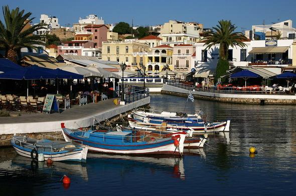 Отдых на греческом острове Крит . Изображение № 2.