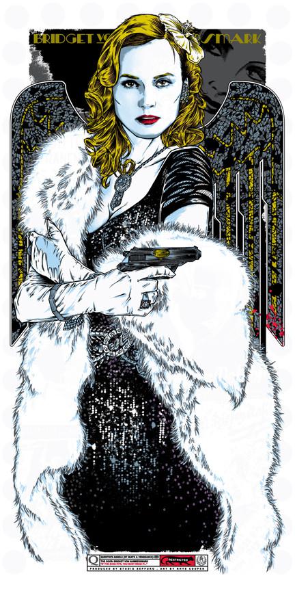 Изображение 3. Постеры: Квентин Тарантино против братьев Коэнов.. Изображение № 3.