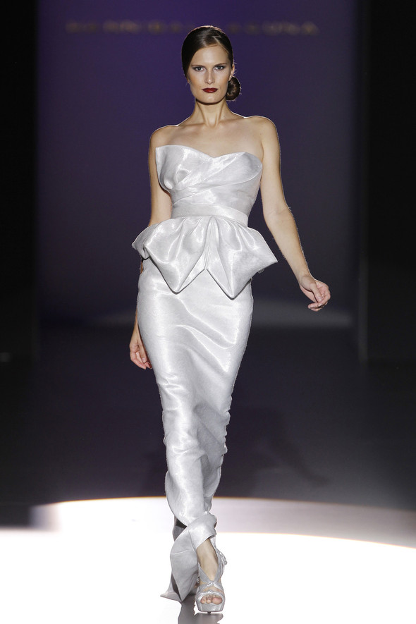 Madrid Fashion Week SS 2012: Hannibal Laguna. Изображение № 11.