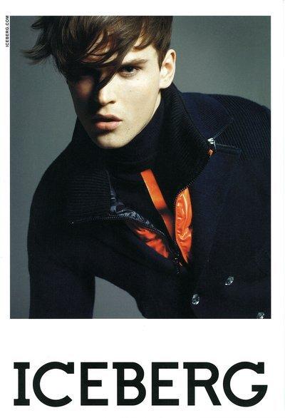 Top50. Мужчины. Models. com. Изображение № 5.