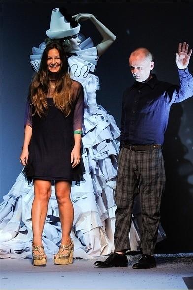 Показ коллекции Сhristian Dior Haute Couture FW 2011. Изображение № 5.
