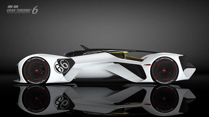 Chevrolet создала суперкар для Gran Turismo. Изображение № 19.