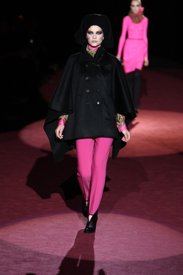 Marc Jacobs fall winter 2009–2010. Изображение № 11.