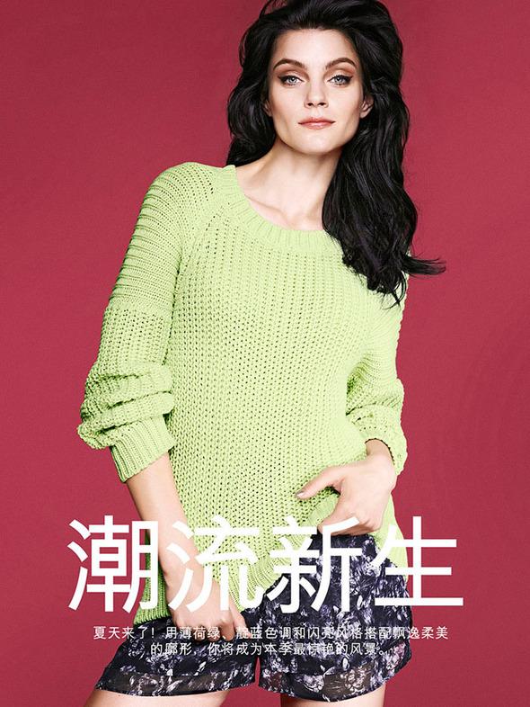 Лукбуки: H&M, Zara, Urban Outfitters и другие. Изображение №69.