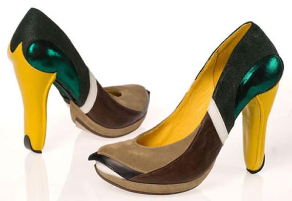 «Птичья обувь» от Коби Леви. Изображение № 5.