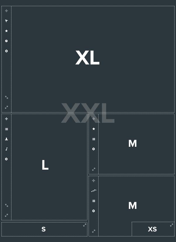 Концепт: интерфейс компьютера Tesla Model S. Изображение № 3.