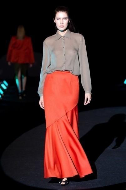 Изображение 7. Volvo Fashion Week. День 2. Cyrille Gassiline FW 2011.. Изображение № 7.