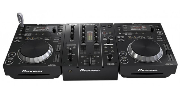 DJ-лаборатория от Pioneer для начинающих диджеев и профессионалов. Изображение № 2.