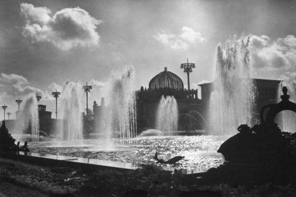 Фонтаны ВДНХ, 1950 г.. Изображение № 125.
