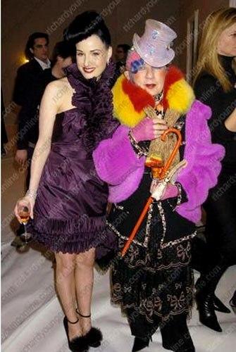 Анна Пьяджи. Модный гардероб. Изображение № 57.