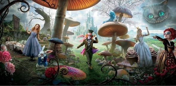 """Рецензия """"Алиса в Стране Чудес"""". Изображение № 2."""