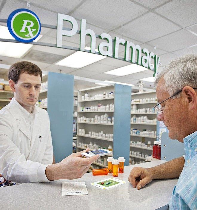 Создано приложение, определяющее таблетки по внешнему виду. Изображение № 1.