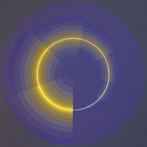 Оп-арт. Оптическое искусство. Изображение № 15.
