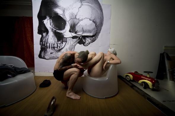 Данило Паскуале: влажный сюрреализм вдомашних условиях. Изображение № 27.