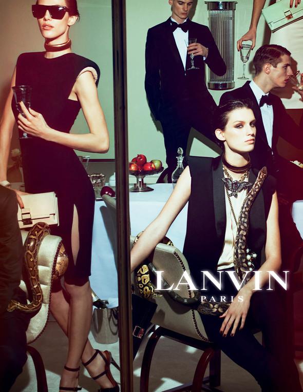 Кампания: Lanvin SS 2012. Изображение № 3.