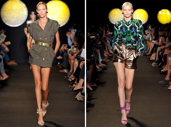 Показы Paris Fashion Week SS 2012: День 8. Изображение № 6.