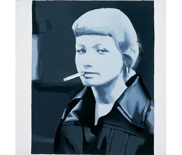 Изображение 54. Черты лица: 10 портретистов.. Изображение № 58.