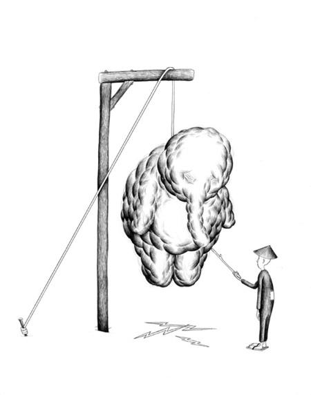 Искусство Джеффа Ладусера. Изображение № 30.
