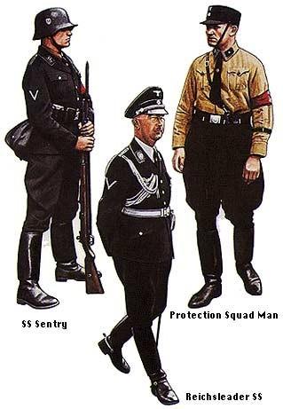 Hugo Boss признал сотрудничество с нацистами. Изображение № 4.