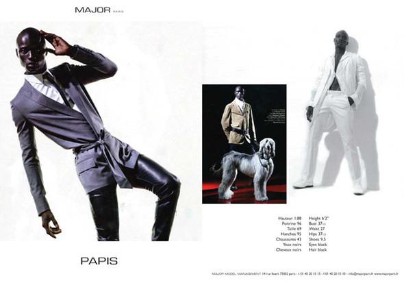 Show Package – Paris Men SS10: Major. Изображение № 23.