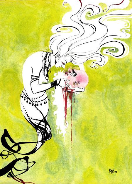 Eliza Frye. Изображение № 10.