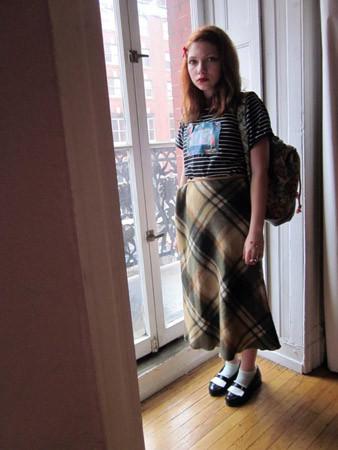 Фотография из блога The Style Rookie. Изображение №86.