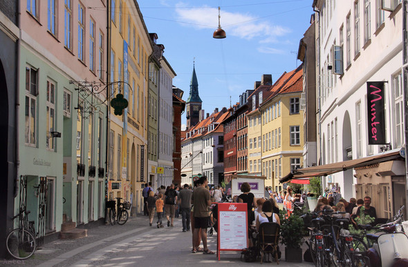 Солнечный Копенгаген. Изображение № 13.