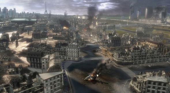 TomClancys EndWar. Последняя война человечества. Изображение № 5.