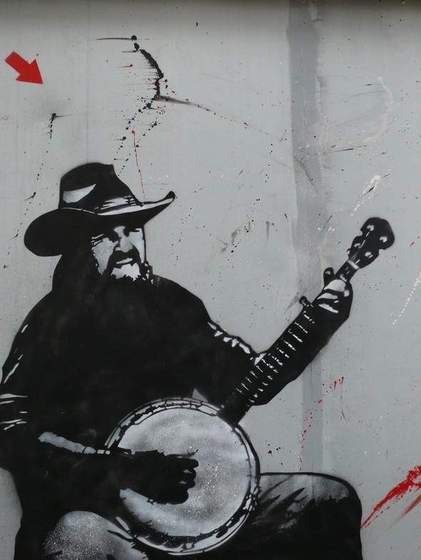 Граффити от легенды стрит-арта Jef Aerosol. Изображение № 3.